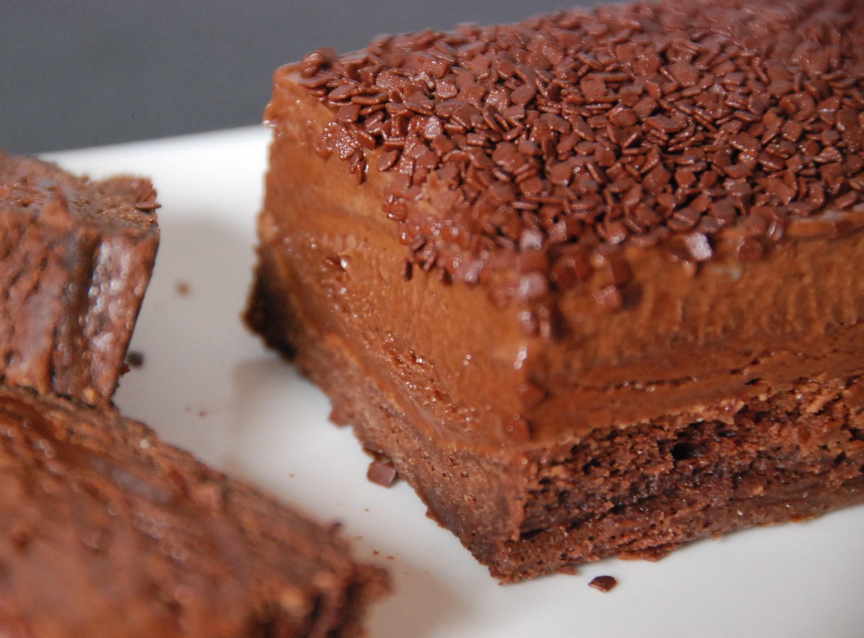 Recette du meilleur gateau au chocolat facile